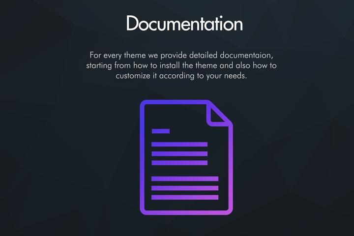 Gazette Ghost theme documentation