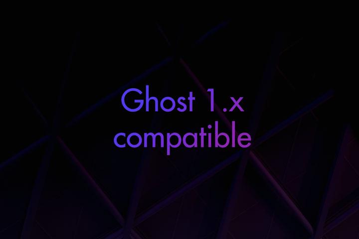 Escript Ghost 1.x comptible