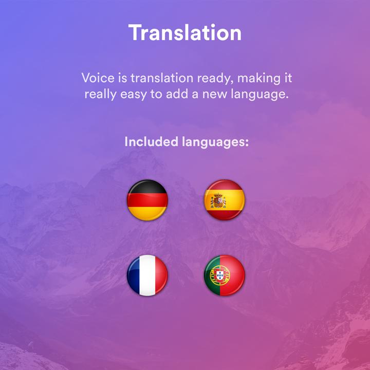 Voice Ghost translation